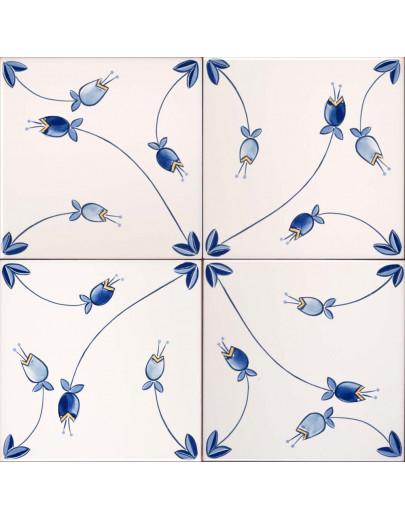 tulipani blu