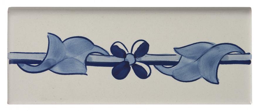 Battiscopa 700 Blu