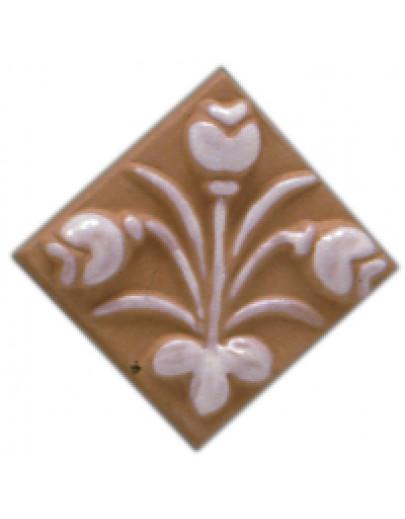 Tulipani cotto B.A. ril. 5x5