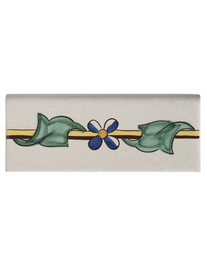 Battiscopa 700 Verde