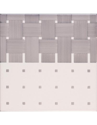 Bordura Cestone Quadretti