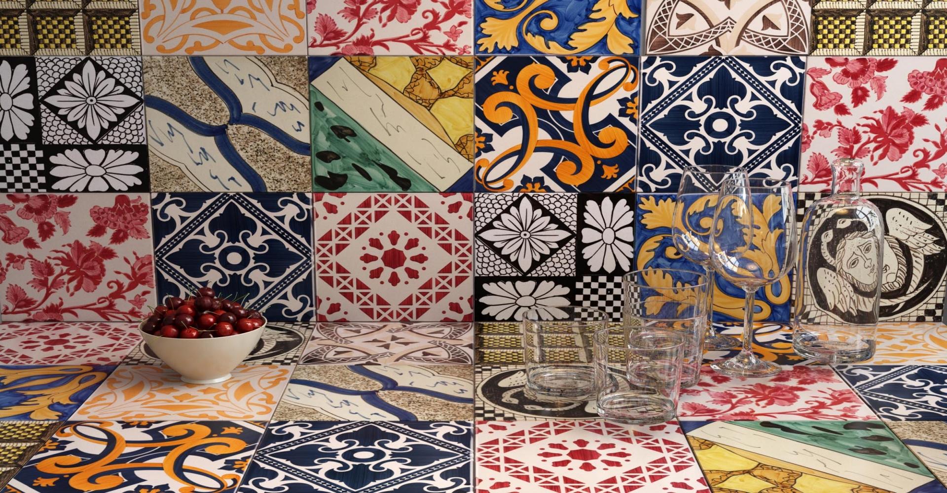 Ceramiche musa prestigio ed eleganza delle piastrella dal